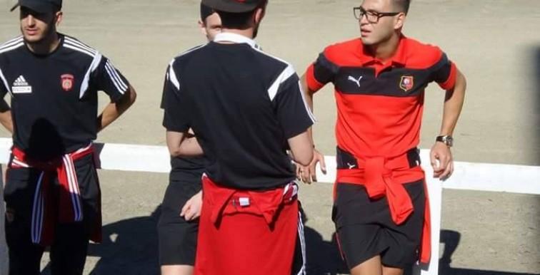 Amical : L'USMA affronte le Stade Rennais à 20h00