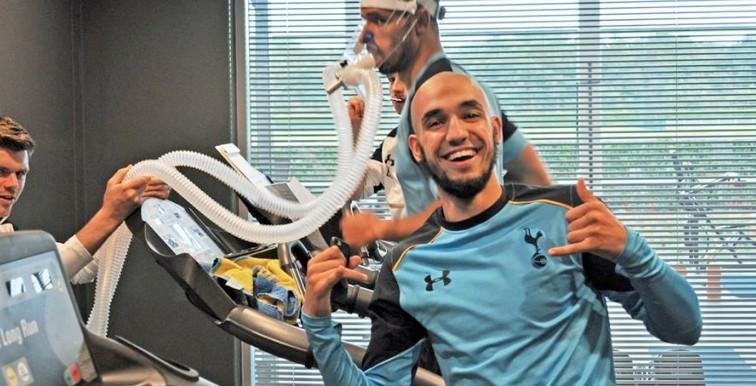 Tottenham : Bentaleb présent à la reprise
