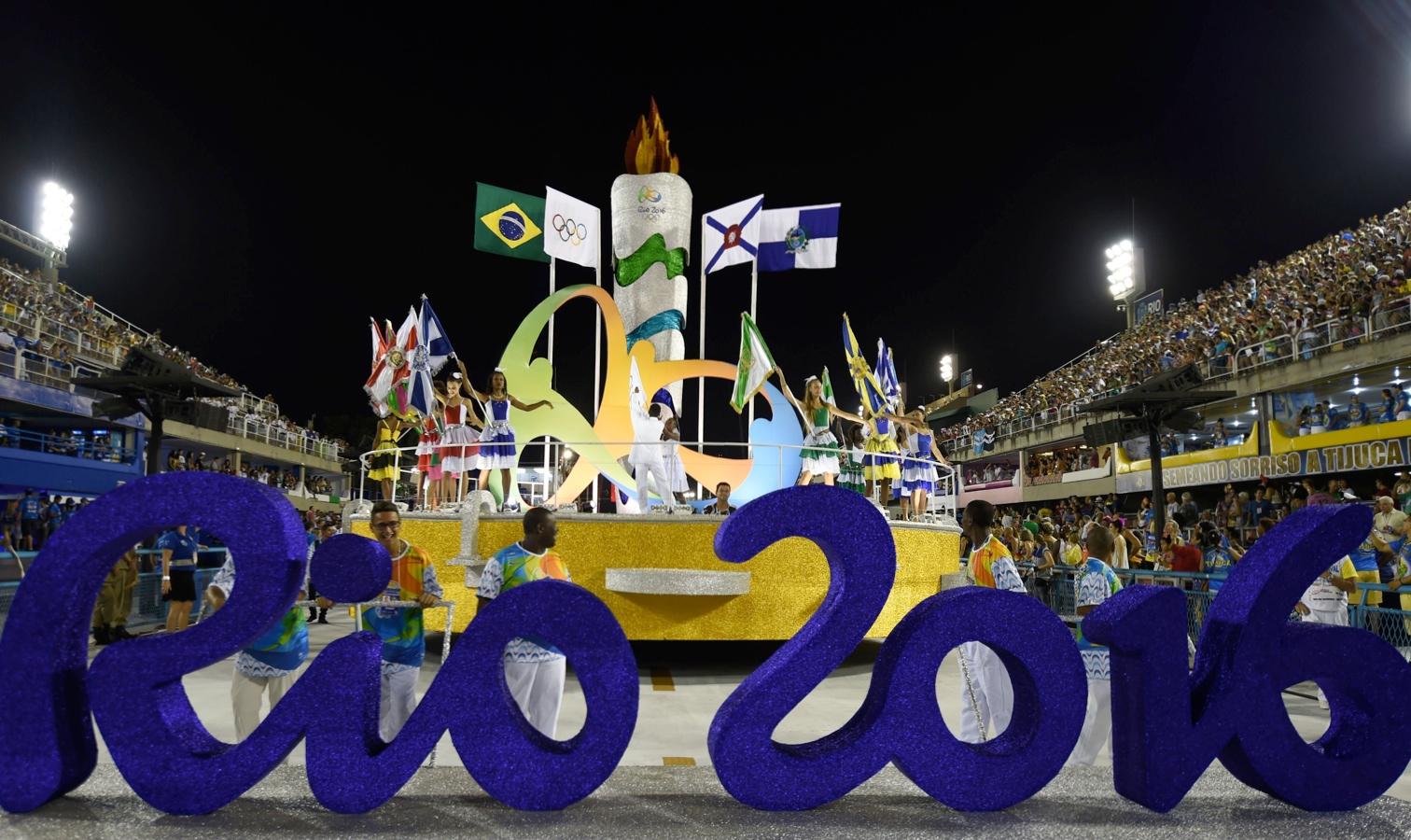 cérémonie Rio 2016