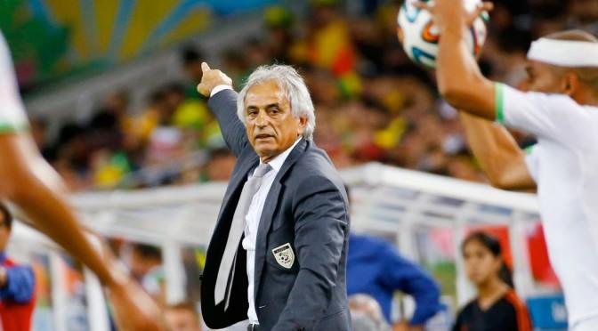 Halilhodzic : «L'Algérie doit assumer son statut de favori, ne pas se cacher !»