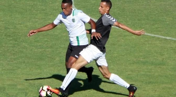 Nacional Madeira : Premier match de Hamzaoui