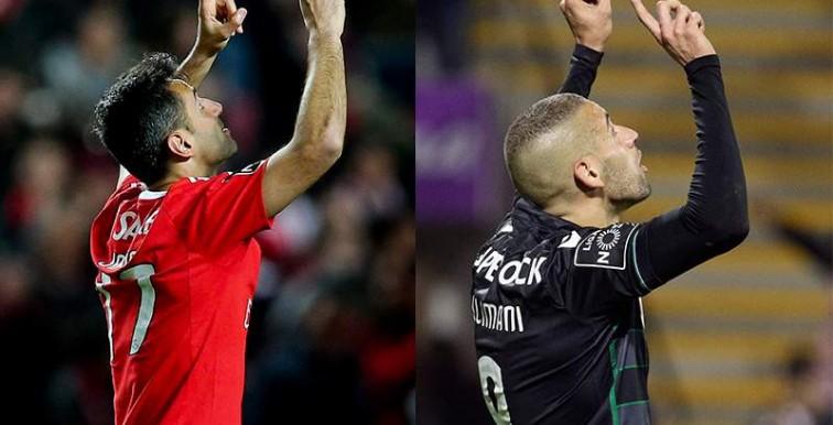 Portugal : Jonas désigné meilleur joueur du championnat