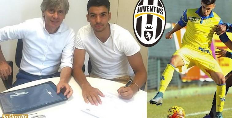 Mercato: Mehdi Léris (18 ans) signe à la Juve !