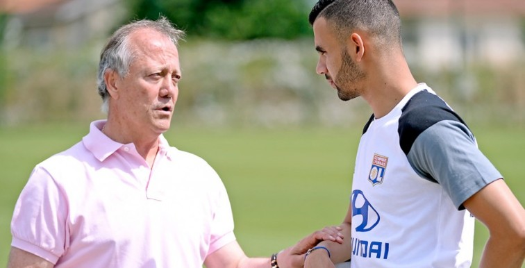 Lyon : Rachid Ghezzal renvoyé en CFA !
