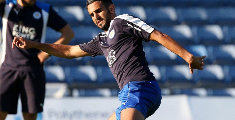 Officiel : Mahrez prolonge son contrat avec Leicester !