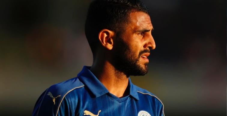 Amical : Mahrez rejoue et gagne avec Leicester