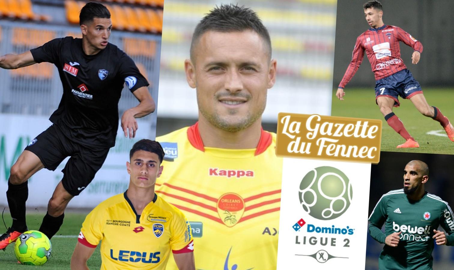 ligue 2 algeriens ziani