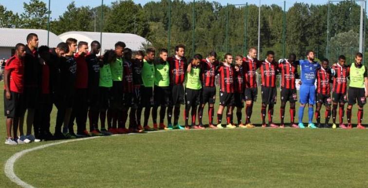 OGC Nice : Benrahma a joué 45 minutes contre Cadamuro