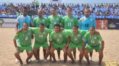 Beach Soccer : l'Algérie aux abonnés absents de la CAN 2016