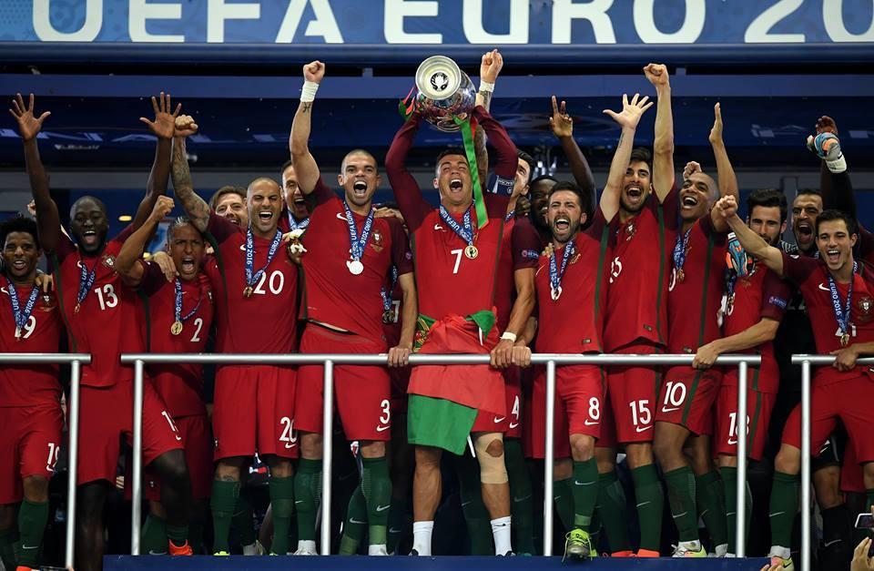 portugal victoire Euro