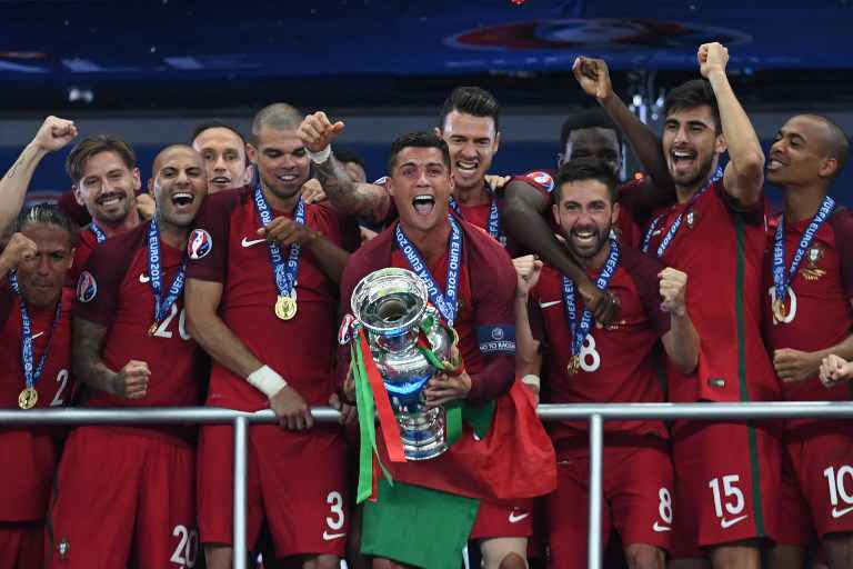 sacre portugal euro 2016