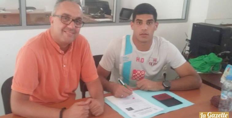 Mercato : Salhi officiellement au CRB !