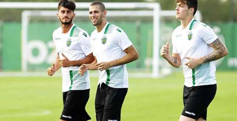 Sporting : Slimani évoque ses ambitions