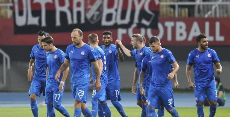 UEFA : le Dinamo Zagreb qualifié au prochain tour