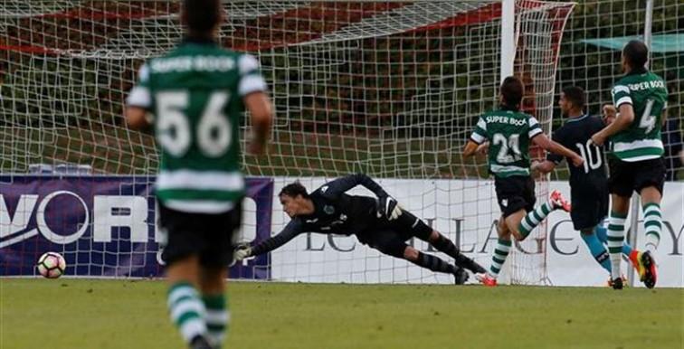 Amical : le Sporting corrigé 5-0 par le PSV