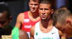 Mondiaux d'athlétisme 2017 : Taoufik Makhloufi annonce son forfait