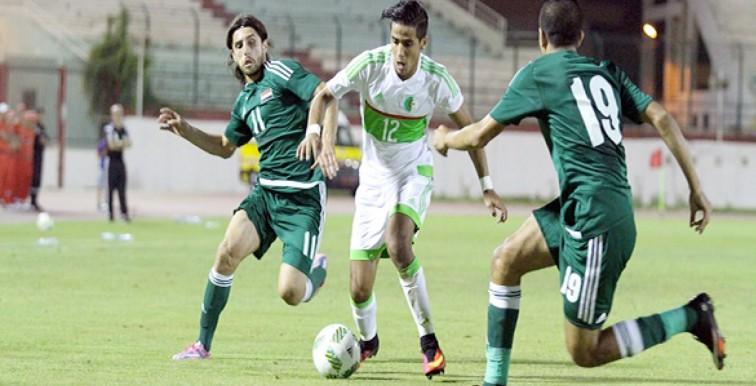 Amical U23 : Algérie-Irak (2-0), les Verts se rassurent !