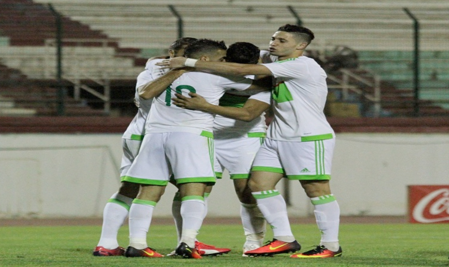 U23 irak algerie