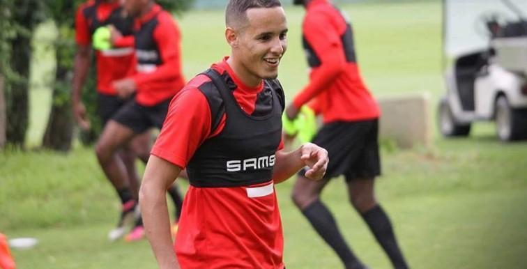 Stade Rennais : Mehdi Zeffane recalé en CFA !