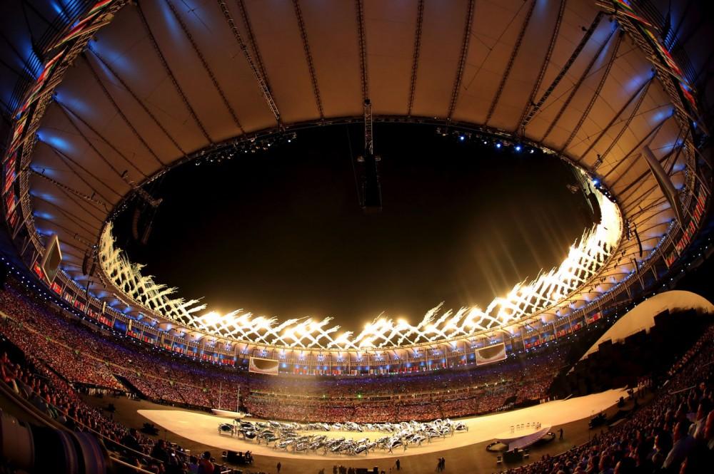 ?JO 2016 : la somptueuse cérémonie d'ouverture en images !