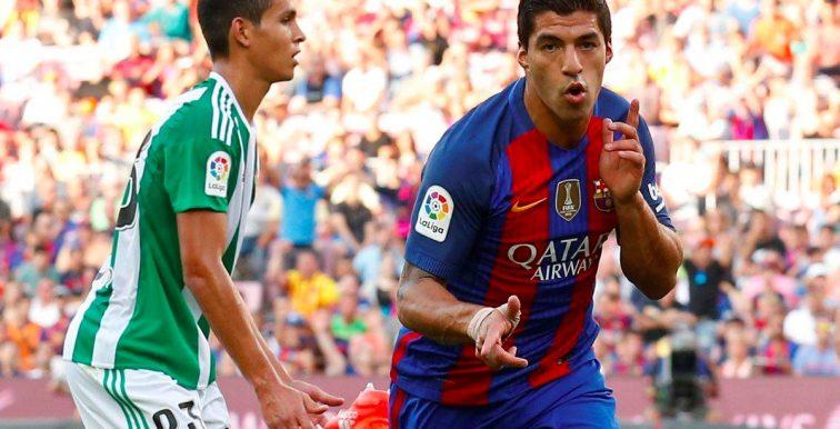 Liga : Le Barça cartonne le Bétis de Mandi !