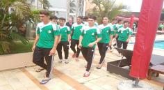 U 17 : les Verts en quête d'un exploit à Libreville