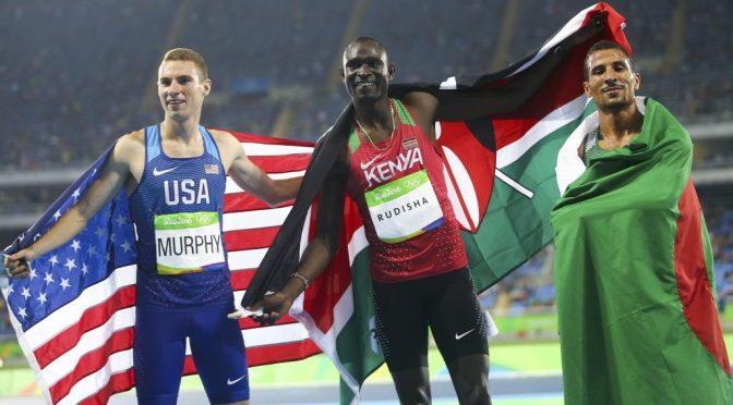 JO – Programme : Makhloufi s'attaque au 1500m, le lutteur Benaïssa en piste