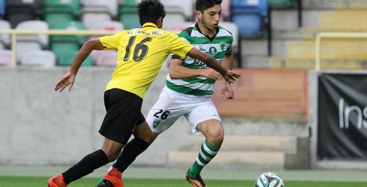 Maillot Sporting CP Queirós