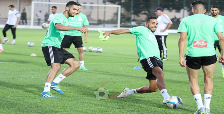 EN : match amical face à Boufarik ce mercredi