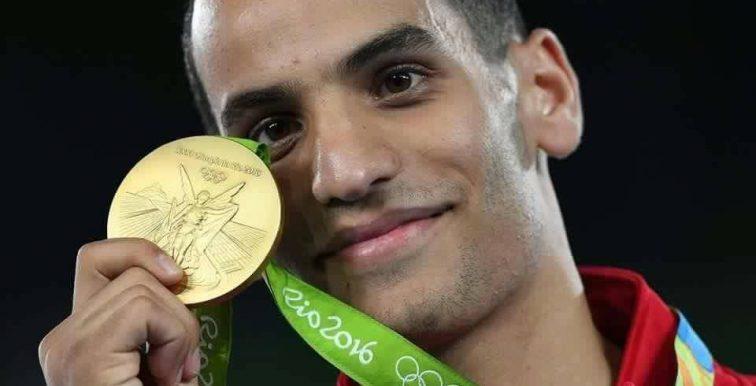 JO: Un Palestinien décroche l'or pour la Jordanie en Taekwondo !