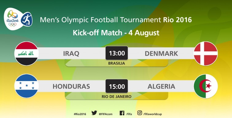 Honduras – Algérie à 19h00 : la retransmission TV !