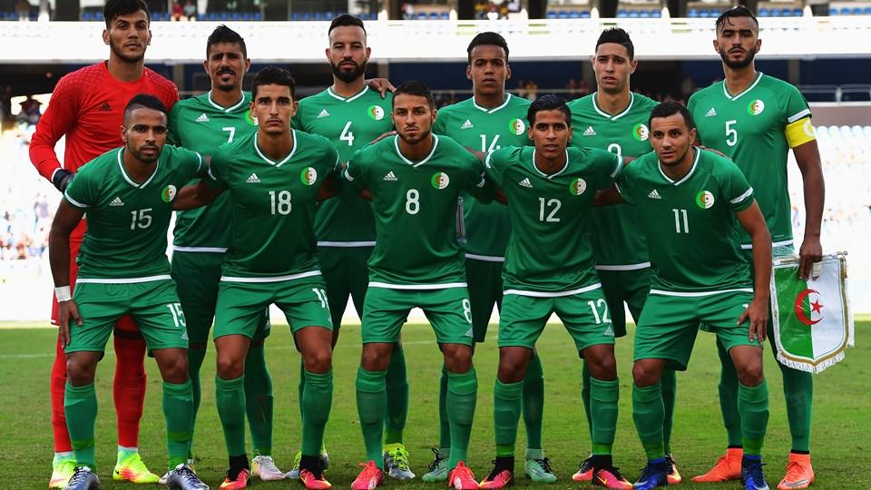 Honduras 3-2 Algerie JO 2016 1 onze