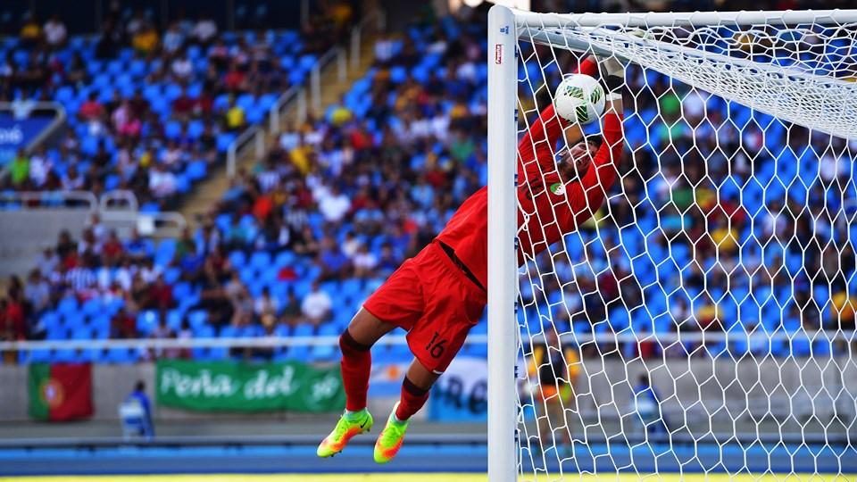 Honduras 3-2 Algerie JO 2016 16 chaal