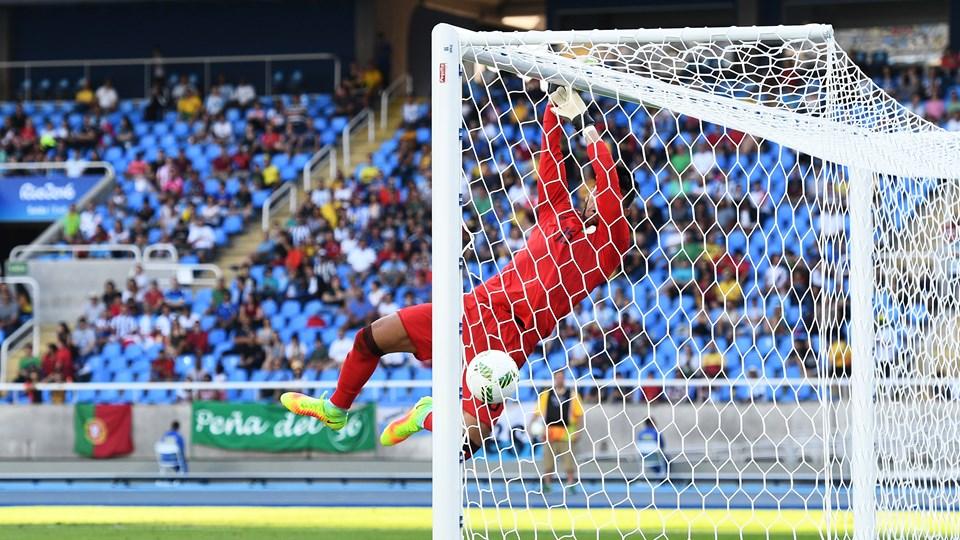 Honduras 3-2 Algerie JO 2016 17 chaal