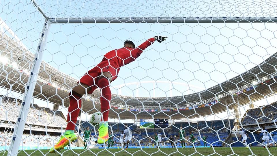 Honduras 3-2 Algerie JO 2016 18 chaal