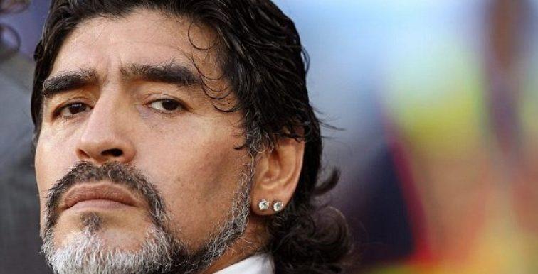 Maradona : «Le Honduras c'est une équipe de Base Ball !»