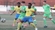U17- CAN, 2e tour/aller : Algérie 0 – Gabon 0