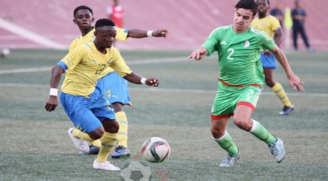 U17 : Les « Verts » le 17 août à Libreville