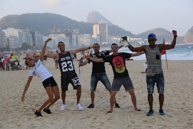 amina rouba copacabana