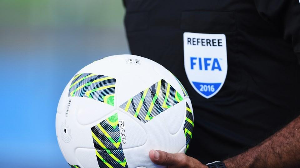 arbitre FIFA