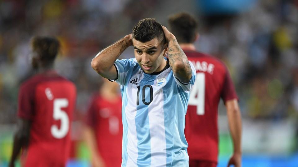 argentine n°10