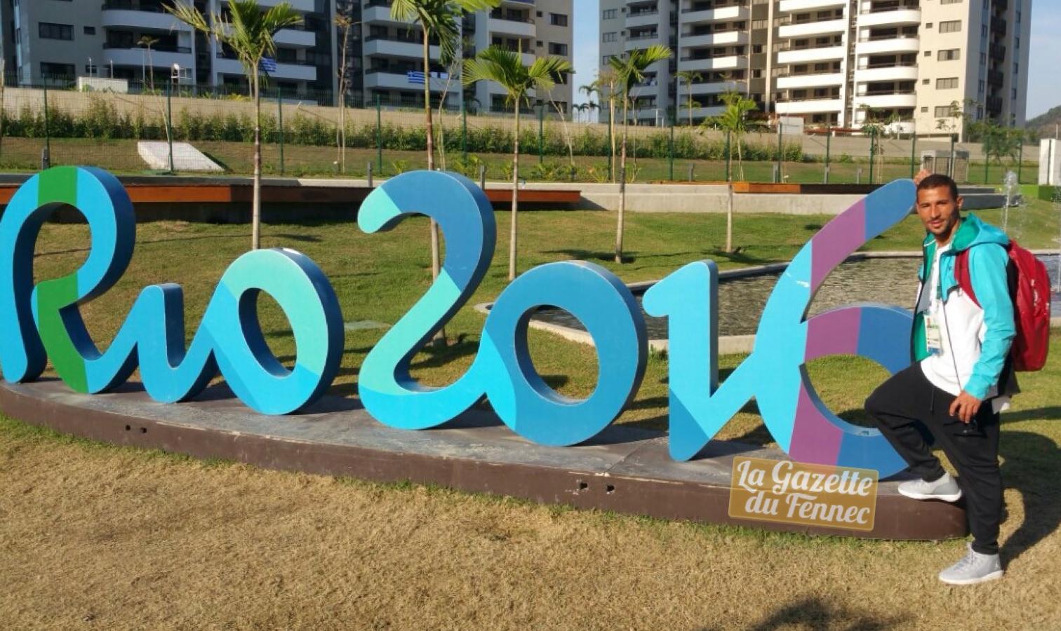arrivée Rio makhloufi LGDF