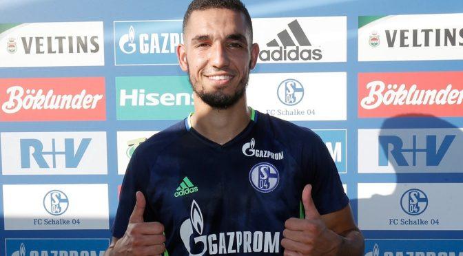 Bentaleb est officiellement un joueur de Schalke 04 !