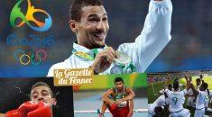 JO – Bilan complet : les Top et Flop de la participation algérienne à Rio !