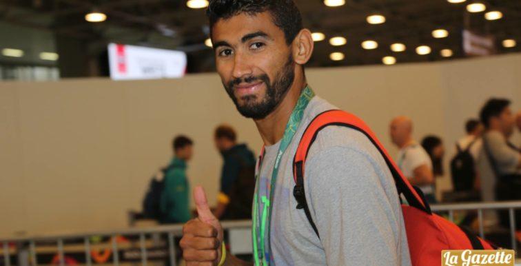 Décathlon : Larbi Bourrada s'engage avec l'ASV Villejuif