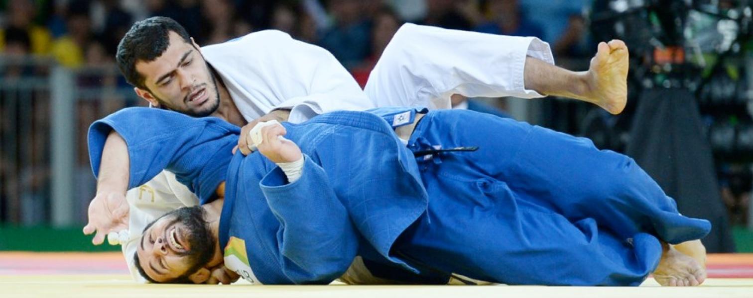 bouyacoub azeri défaite judo