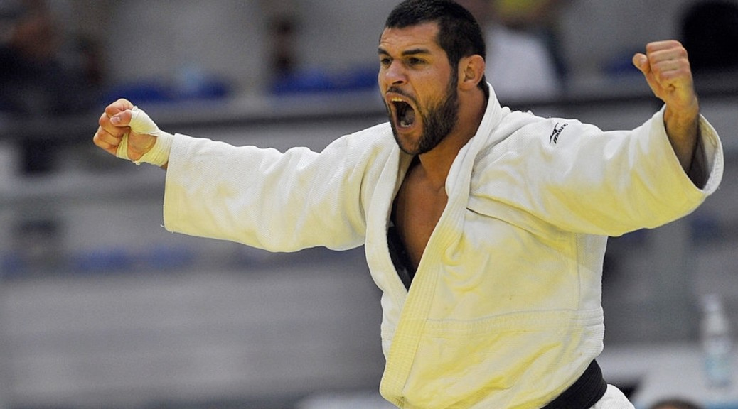 bouyakoub judo algérien