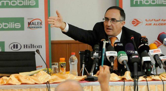 Conférence de presse : Brahmia se défend et accuse ses détracteurs