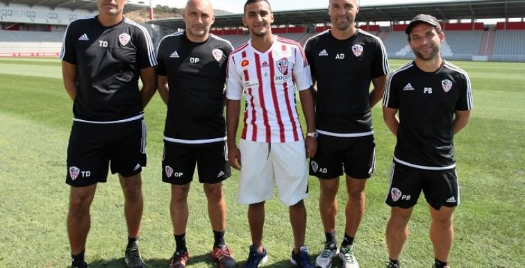 Mercato : Chaïbi (Monaco) prêté en Ligue 2