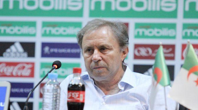 EN : Résumé de la conférence de presse Milovan Rajevac